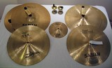 Cymbals and Finger Cymbals (various items / call for prices)