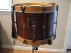 "Field Drum - Ludwig & Leedy 10 x 14""  (includes case, stand and shoulder strap if requested)"